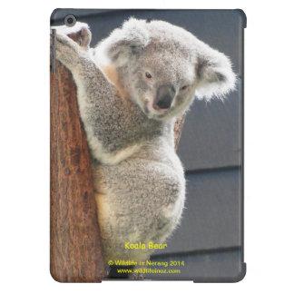 Oso de koala funda para iPad air