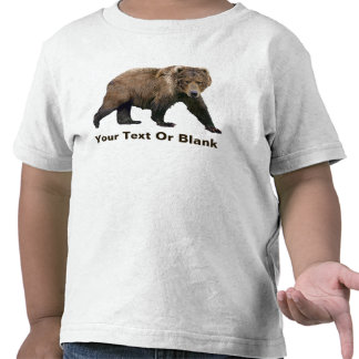 Oso de Kodiak Camiseta