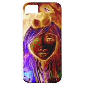 Oso de Krystal iPhone 5 Funda