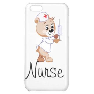 Oso de la enfermera