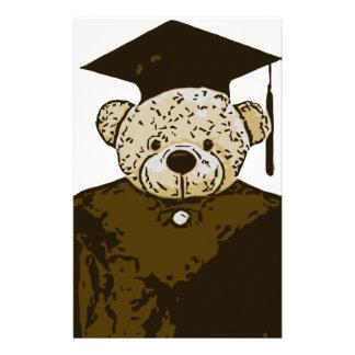 Oso de la graduación  papeleria