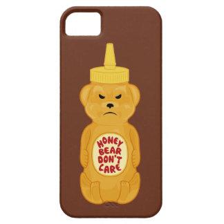Oso de miel funda para iPhone 5 barely there