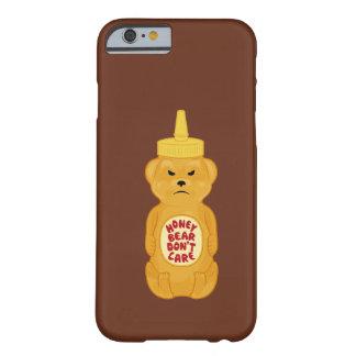 Oso de miel funda para iPhone 6 barely there
