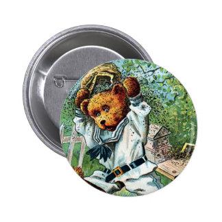 Oso de miel Harry - letra H - oso de peluche del v Pin