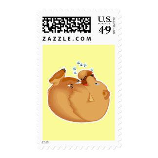 oso de miel roly polivinílico franqueo