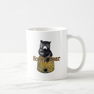 oso de miel taza clásica