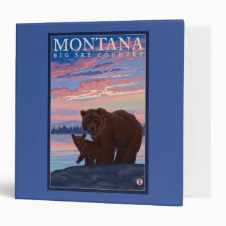 """Oso de MontanaMomma y viaje del vintage de Cub Carpeta 2"""""""