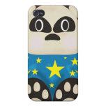 oso de panda 4 iPhone 4 carcasas