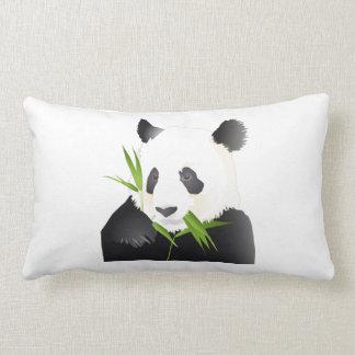 Oso de panda almohada
