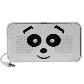 Oso de panda mp3 altavoces