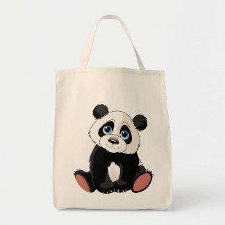 Oso de panda bolsa