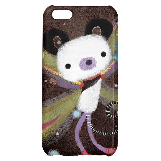 Oso de panda caprichoso