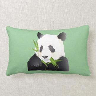 Oso de panda cojines