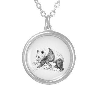 Oso de panda colgantes personalizados