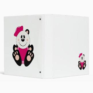 Oso de panda del marinero de la niña de Cutelyn