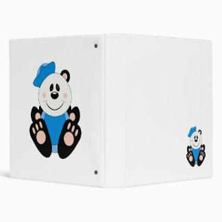 Oso de panda del marinero del bebé de Cutelyn