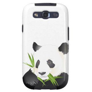 Oso de panda galaxy SIII coberturas
