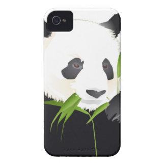 Oso de panda iPhone 4 Case-Mate carcasas