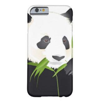 Oso de panda funda de iPhone 6 barely there
