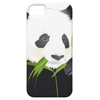 Oso de panda iPhone 5 Case-Mate protectores