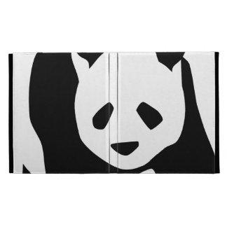 Oso de panda lindo