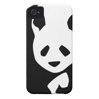 Oso de panda lindo iPhone 4 coberturas