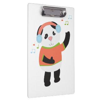 Oso de panda oscilante