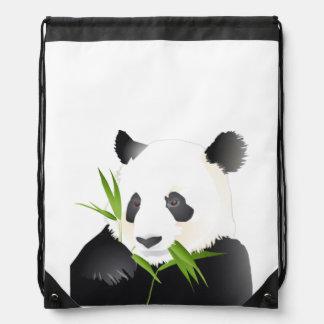 Oso de panda mochila