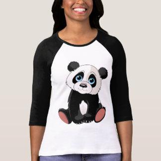 Oso de panda camiseta