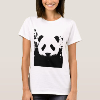 Oso de panda playera