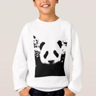 Oso de panda sudadera