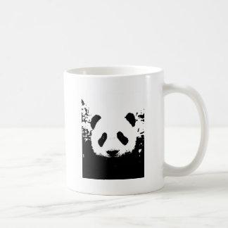 Oso de panda tazas
