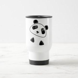 Oso de panda taza térmica
