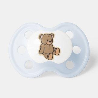 oso de peluche chupetes de bebé