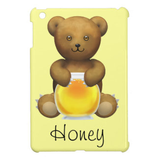 Oso de peluche de la miel