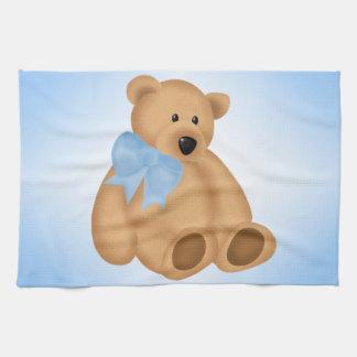 Oso de peluche lindo para el bebé toallas