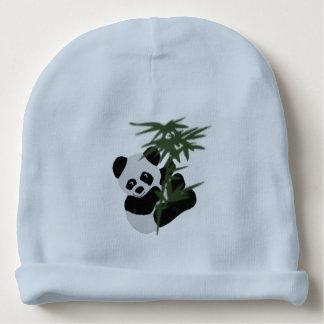Oso de pequeño panda gorrito para bebe