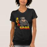 Oso de Sun Camiseta