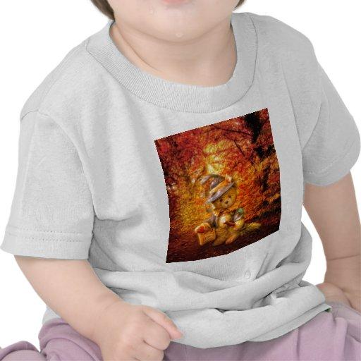 Oso del abucheo camisetas