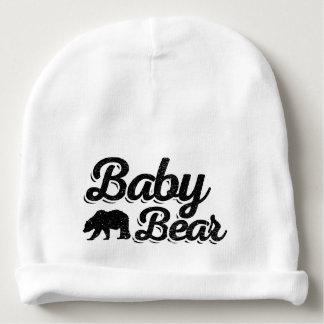 Oso del bebé gorrito para bebe