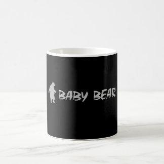 Oso del bebé taza de café