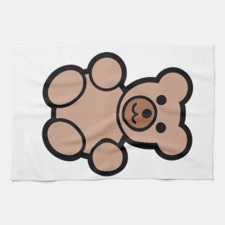 oso del bebé toallas de cocina