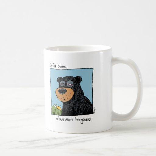 oso del café tazas