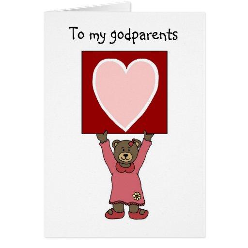 oso del chica de la tarjeta del día de San Valentí