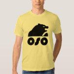 Oso del español (Oso) Camisas