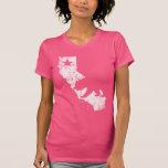 Oso del estado de California del vintage Camiseta