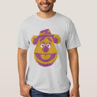 Oso Disney de Fozzie de los Muppets Playeras
