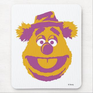 Oso Disney de Fozzie de los Muppets Alfombrilla De Ratón