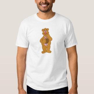 Oso Disney sonriente de Fozzie Camisas