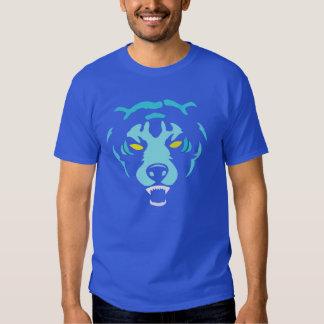 Oso feroz camisas